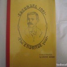 Libros de segunda mano: LIBRERIA GHOTICA. VANNI BOSSI. THE ERDNASE YEAR. ESCORIAL 1991. FOLIO. MUY ILUSTRADO. MAGIA.. Lote 98001883