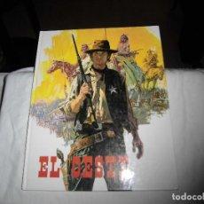 Libros de segunda mano: EL OESTE.PABLO RAMIREZ.ILUSTRACIONES ART STUDIUM.EDITORIAL RM BARCELONA 1976. Lote 98005871