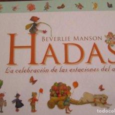 Libros de segunda mano: HADAS----BEVERLIE MANSON. Lote 98021855