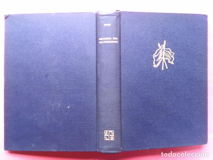 Libros de segunda mano: HISTORIA DEL NACIONALISMO HANS KOHN 1949 FONDO DE CULTURA ECONOMICA - Foto 3 - 98084155