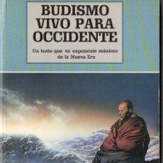 Libros de segunda mano: LAMA ANAGARIKA GOVINDA : BUDISMO VIVO PARA OCCIDENTE (HEPTADA, 1992). Lote 98139983