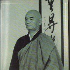 Libros de segunda mano: DOGEN : GAKUDOYOJIN SHU (SIRIO, 1990) TRADUCCIÓN Y COMENTARIOS DE TAISEN DESHIMARU. Lote 98145211
