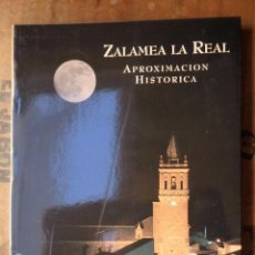 Libros de segunda mano: ZALAMEA LA REAL--APROXIMACION HISTORICA--M. DOMINGUEZ-A. DOMINGUEZ-AYUNT. ZALAMEA-1994. Lote 98153215