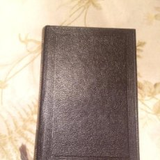 Libros de segunda mano: ANTIGUO LIBRO OBRAS COMPLETAS DE JOSE MARIA GABRIEL GALAN AÑO 1968 . Lote 98235623