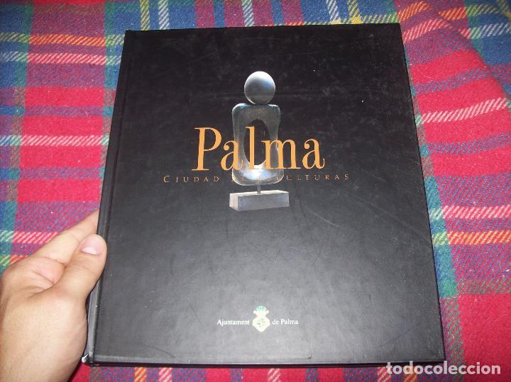 Libros de segunda mano: PALMA,CIUDAD DE ESCULTURAS. AJUNTAMENT DE PALMA. 2000. MIRÓ, BENNÀSSAR, L. ROSSELLÓ, MIR, SASSU... - Foto 2 - 98249599