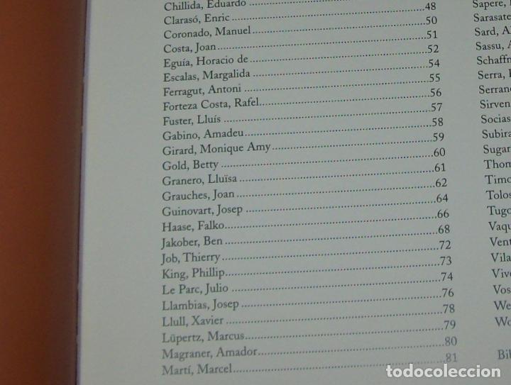 Libros de segunda mano: PALMA,CIUDAD DE ESCULTURAS. AJUNTAMENT DE PALMA. 2000. MIRÓ, BENNÀSSAR, L. ROSSELLÓ, MIR, SASSU... - Foto 6 - 98249599