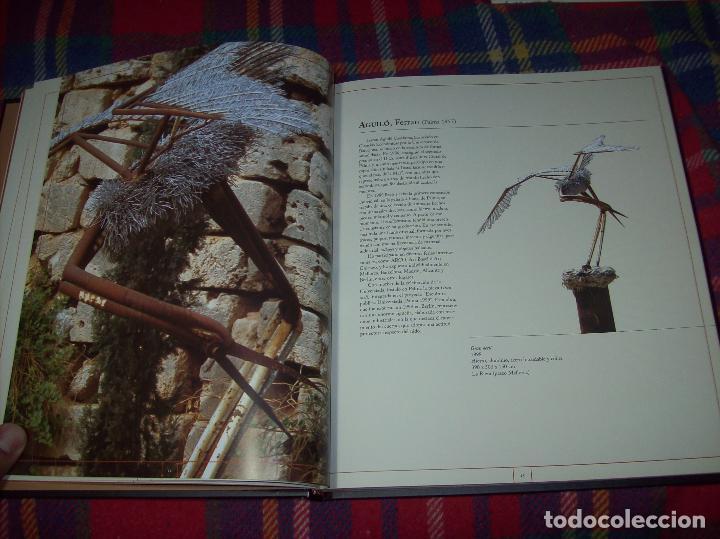 Libros de segunda mano: PALMA,CIUDAD DE ESCULTURAS. AJUNTAMENT DE PALMA. 2000. MIRÓ, BENNÀSSAR, L. ROSSELLÓ, MIR, SASSU... - Foto 9 - 98249599