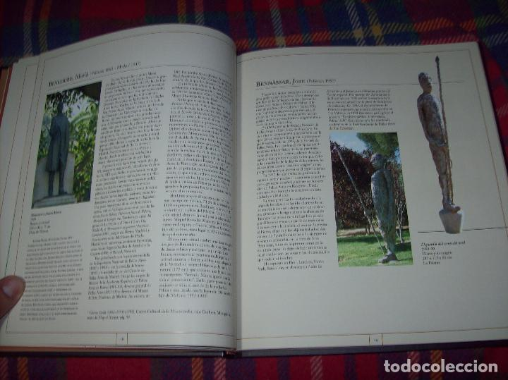 Libros de segunda mano: PALMA,CIUDAD DE ESCULTURAS. AJUNTAMENT DE PALMA. 2000. MIRÓ, BENNÀSSAR, L. ROSSELLÓ, MIR, SASSU... - Foto 10 - 98249599