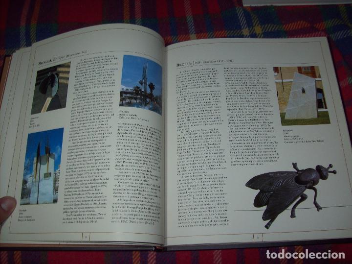 Libros de segunda mano: PALMA,CIUDAD DE ESCULTURAS. AJUNTAMENT DE PALMA. 2000. MIRÓ, BENNÀSSAR, L. ROSSELLÓ, MIR, SASSU... - Foto 11 - 98249599