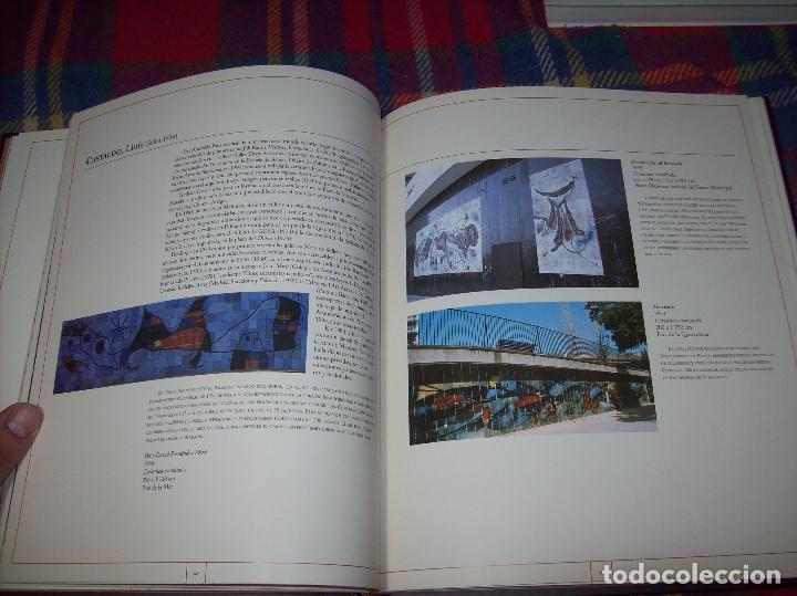 Libros de segunda mano: PALMA,CIUDAD DE ESCULTURAS. AJUNTAMENT DE PALMA. 2000. MIRÓ, BENNÀSSAR, L. ROSSELLÓ, MIR, SASSU... - Foto 13 - 98249599