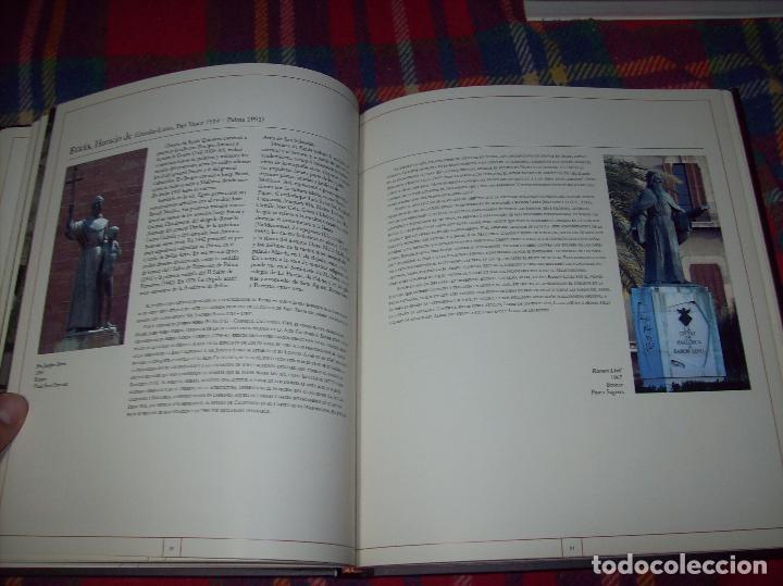 Libros de segunda mano: PALMA,CIUDAD DE ESCULTURAS. AJUNTAMENT DE PALMA. 2000. MIRÓ, BENNÀSSAR, L. ROSSELLÓ, MIR, SASSU... - Foto 16 - 98249599