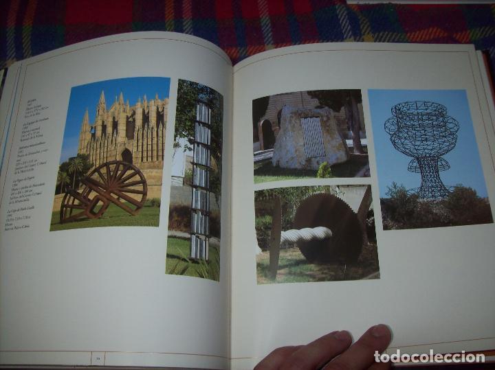 Libros de segunda mano: PALMA,CIUDAD DE ESCULTURAS. AJUNTAMENT DE PALMA. 2000. MIRÓ, BENNÀSSAR, L. ROSSELLÓ, MIR, SASSU... - Foto 19 - 98249599