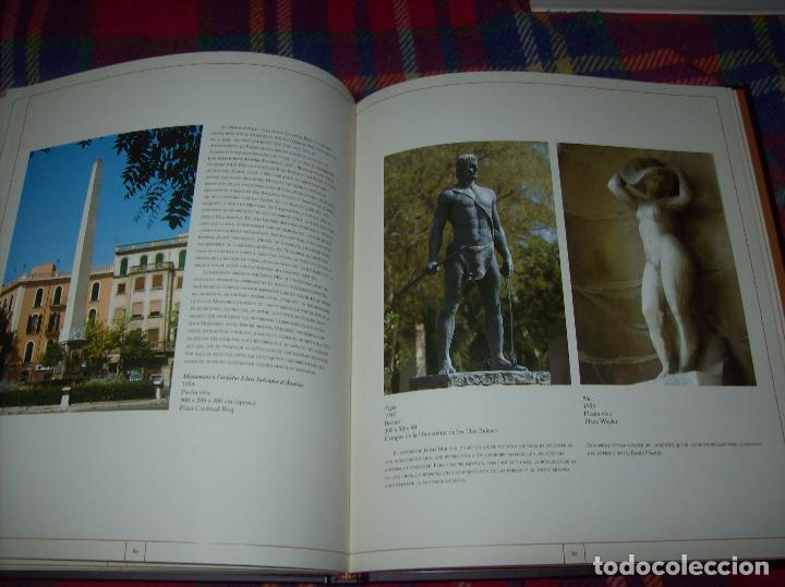 Libros de segunda mano: PALMA,CIUDAD DE ESCULTURAS. AJUNTAMENT DE PALMA. 2000. MIRÓ, BENNÀSSAR, L. ROSSELLÓ, MIR, SASSU... - Foto 21 - 98249599
