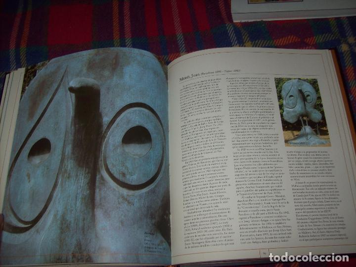 Libros de segunda mano: PALMA,CIUDAD DE ESCULTURAS. AJUNTAMENT DE PALMA. 2000. MIRÓ, BENNÀSSAR, L. ROSSELLÓ, MIR, SASSU... - Foto 22 - 98249599