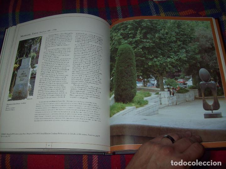 Libros de segunda mano: PALMA,CIUDAD DE ESCULTURAS. AJUNTAMENT DE PALMA. 2000. MIRÓ, BENNÀSSAR, L. ROSSELLÓ, MIR, SASSU... - Foto 23 - 98249599