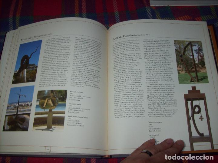 Libros de segunda mano: PALMA,CIUDAD DE ESCULTURAS. AJUNTAMENT DE PALMA. 2000. MIRÓ, BENNÀSSAR, L. ROSSELLÓ, MIR, SASSU... - Foto 27 - 98249599