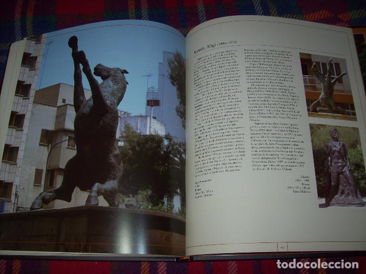 Libros de segunda mano: PALMA,CIUDAD DE ESCULTURAS. AJUNTAMENT DE PALMA. 2000. MIRÓ, BENNÀSSAR, L. ROSSELLÓ, MIR, SASSU... - Foto 28 - 98249599