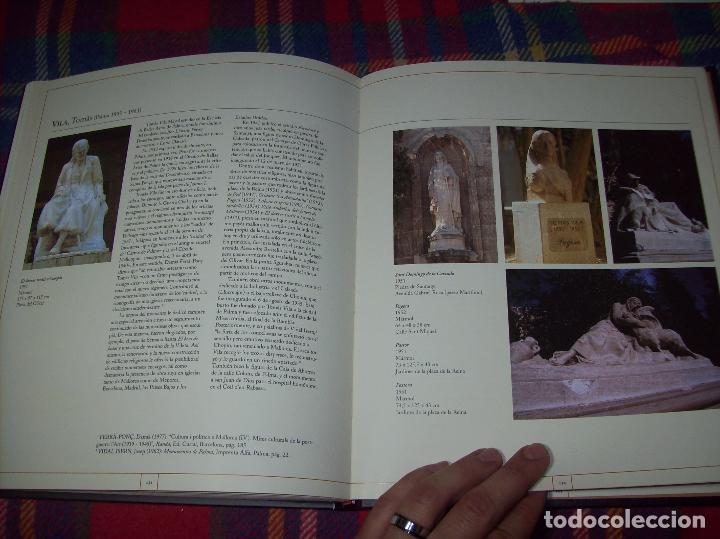 Libros de segunda mano: PALMA,CIUDAD DE ESCULTURAS. AJUNTAMENT DE PALMA. 2000. MIRÓ, BENNÀSSAR, L. ROSSELLÓ, MIR, SASSU... - Foto 30 - 98249599