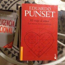 Gebrauchte Bücher - El viaje al amor. Eduardo Punset - 98251624