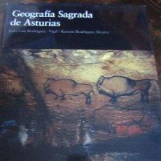 Libros de segunda mano: GEOGRAFIA SAGRADA DE ASTURIAS. JUAN LUIS RODRIGUEZ-VIGIL / RAMON RODRIGUEZ ALVAREZ. CAJASTUR 2003. T. Lote 98315911