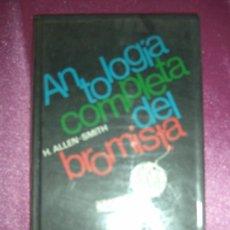 Libros de segunda mano: ANTOLOGIA COMPLETA DEL BROMISTA, 1967. Lote 98343127
