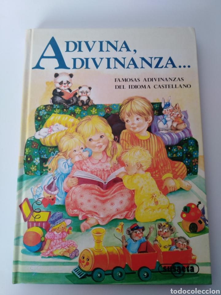 ADIVINA ADIVINANZA (Libros de Segunda Mano - Literatura Infantil y Juvenil - Otros)