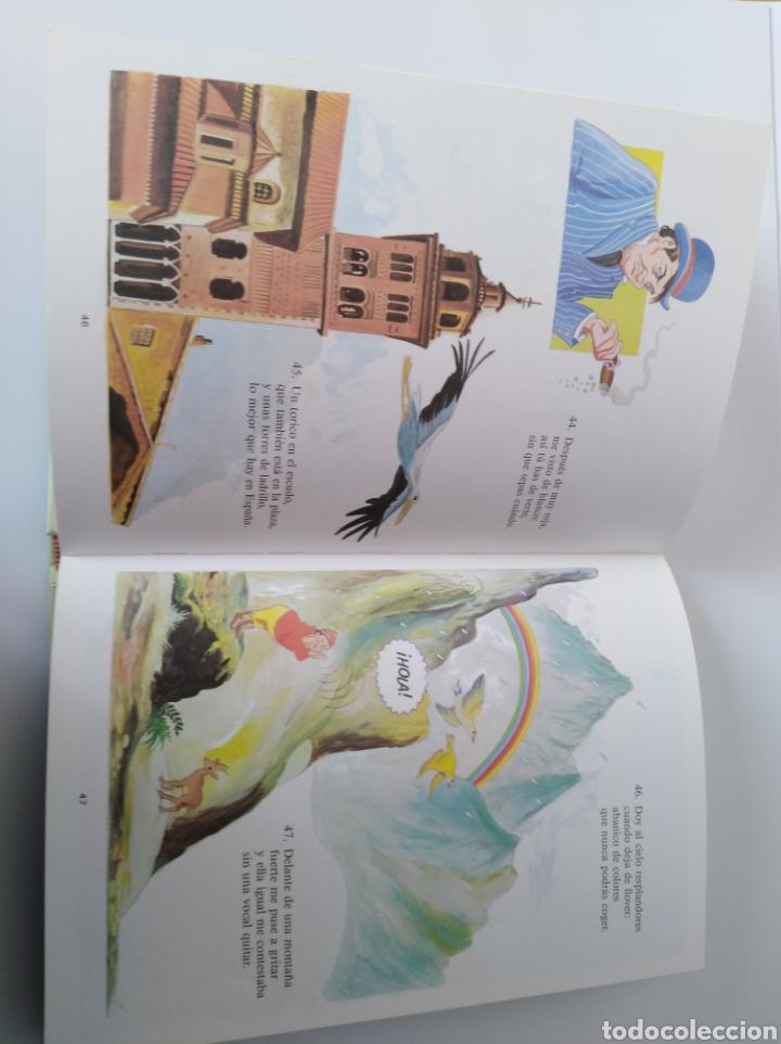 Libros de segunda mano: Adivina adivinanza - Foto 2 - 98364214
