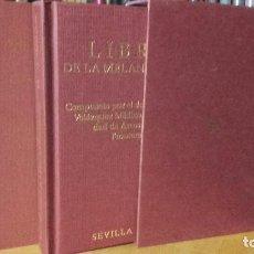 Libros de segunda mano: ANDRÉS VELÁZQUEZ. LIBRO DE LA MELANCHOLIA. SEVILLA 1585. FACSÍMIL. MADRID 1996.. Lote 98408759