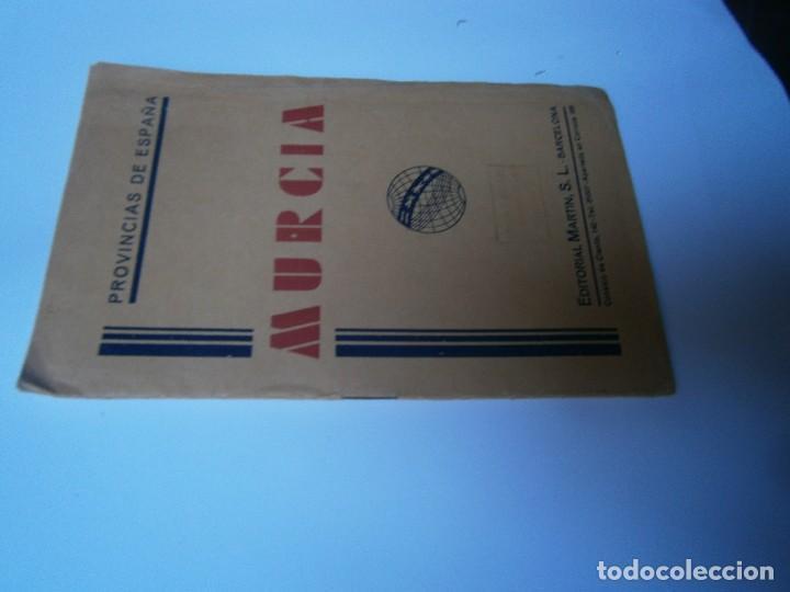 Libros de segunda mano: LIBROS ARTE MURCIA MAPAS - MURCIA PROVINCIAS DE ESPAÑA MAPA INDICE TOPONIMICO TELEFONOS Y TELEGRAFOS - Foto 4 - 98440611