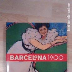 Libros de segunda mano: 'BARCELONA 1900'. Lote 98444951