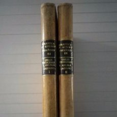 Libros de segunda mano: ANTONIO ALCALÁ GALIANO - OBRAS ESCOGIDAS. TOMOS I Y II. - BIBLIOTECA DE AUTORES ESPAÑOLES. Lote 98510075