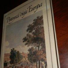 Libros de segunda mano: PINTORESCA VIEJA EUROPA.1980.RECOP.GRABADOS ROLF MÜLLER.GRAN FORMATO 28X40,191PP. Lote 98552435