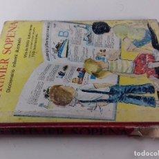 Libros de segunda mano: MI PRIMER SOPENA-DICCIONARIO INFANTIL ILUSTRADO-VER FOTOS . Lote 132897403