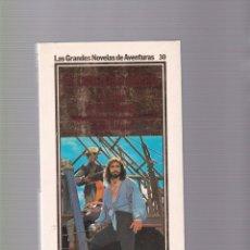 Libros de segunda mano: EMILIO SALGARI - EL CORSARIO NEGRO / LA REINA DE LOS CARIBES - EDICIONES ORBIS 1987. Lote 98610039