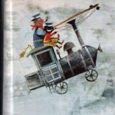 Libros de segunda mano: MICHAEL ENDE : JIM BOTON Y LOS TRECE SALVAJES (MUNDO MÁGICO NOGUER, . Lote 98633479