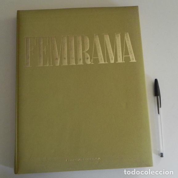Libros de segunda mano: FEMIRAMA VOL 1 LIBRO DE DECORACIÓN JARDINERÍA COSTURA CONSEJOS SALUD MUEBLES COCINA IDEAS GUÍA CASA - Foto 2 - 98646459