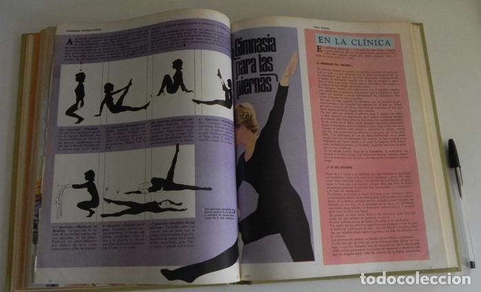 Libros de segunda mano: FEMIRAMA VOL 1 LIBRO DE DECORACIÓN JARDINERÍA COSTURA CONSEJOS SALUD MUEBLES COCINA IDEAS GUÍA CASA - Foto 6 - 98646459