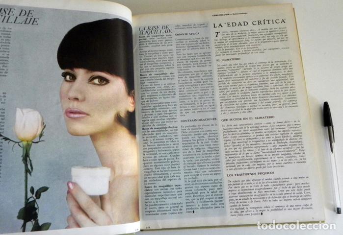 Libros de segunda mano: FEMIRAMA VOL 1 LIBRO DE DECORACIÓN JARDINERÍA COSTURA CONSEJOS SALUD MUEBLES COCINA IDEAS GUÍA CASA - Foto 7 - 98646459