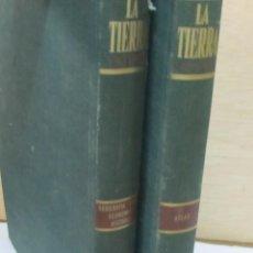 Libros de segunda mano: LA TIERRA Y SUS LÍMITES (2 TOMOS) - SALVAT 1967. Lote 98772279
