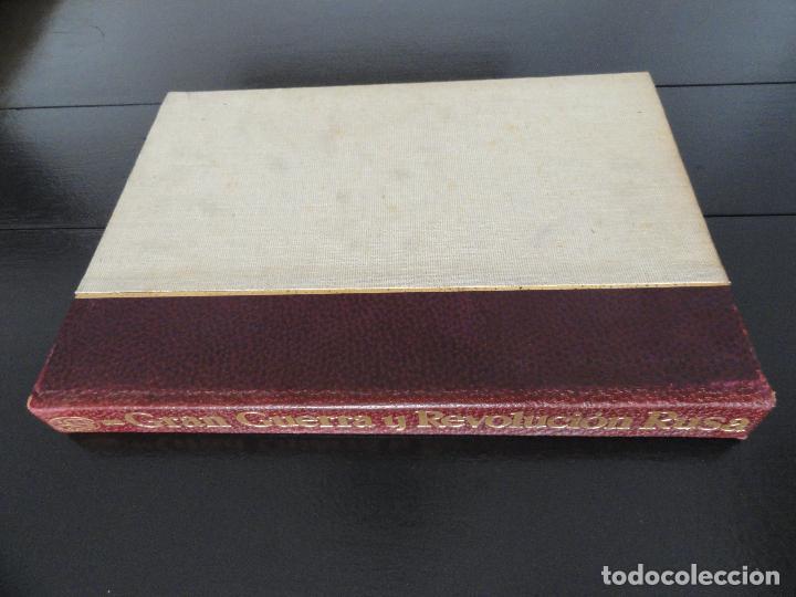 Libros de segunda mano: GRAN GUERRA y REVOLUCIÓN RUSA, por JOSÉ FERNANDO AGUIRRE - Foto 21 - 26738190