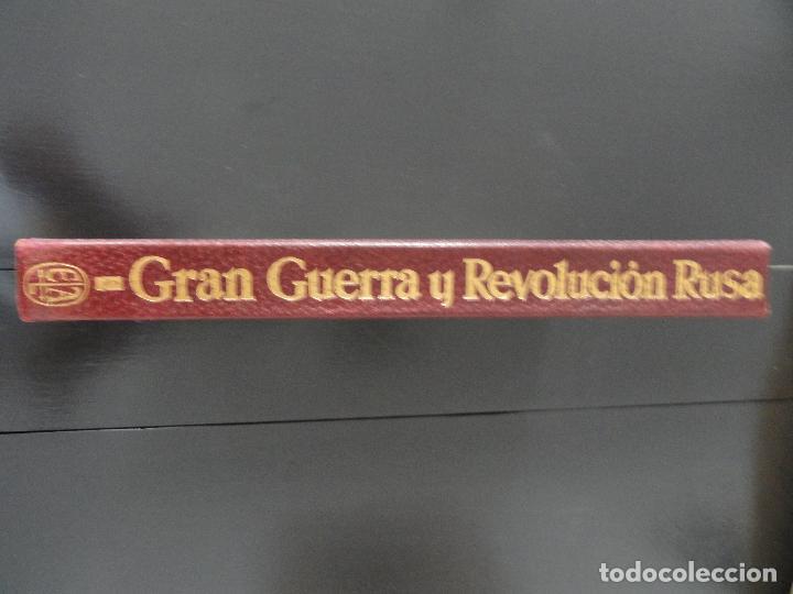 Libros de segunda mano: GRAN GUERRA y REVOLUCIÓN RUSA, por JOSÉ FERNANDO AGUIRRE - Foto 22 - 26738190