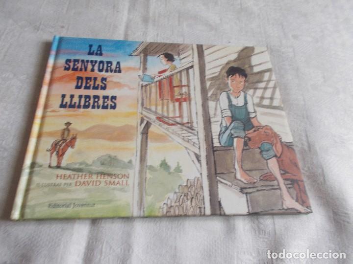 LA SENYORA DELS LLIBRES (Libros de Segunda Mano - Literatura Infantil y Juvenil - Otros)