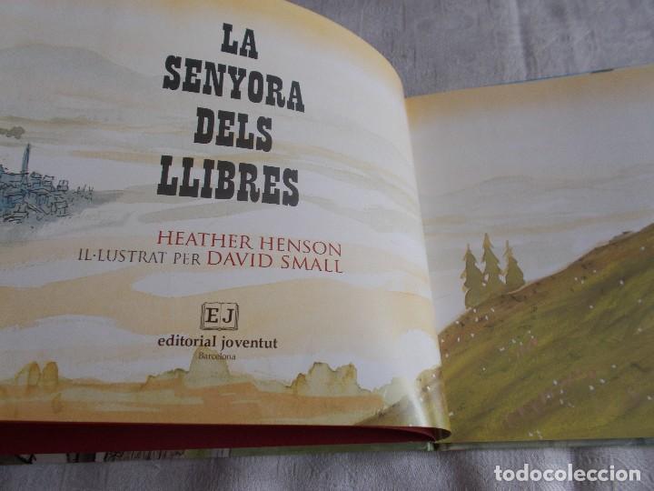 Libros de segunda mano: LA SENYORA DELS LLIBRES - Foto 2 - 98937215