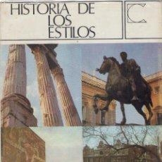 Libros de segunda mano: NUMULITE E0061 ENCLICLOPEDIA CEAC 3 TOMOS DECORACIÓN DIBUJO HISTORIA DE LOS ESTILOS TEORIA. Lote 98976567
