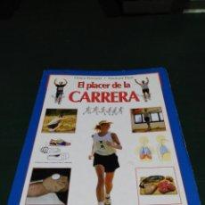 Libros de segunda mano: EL PLACER DE LA CARRERA. EDITORIAL SUSAETA.. Lote 98981532
