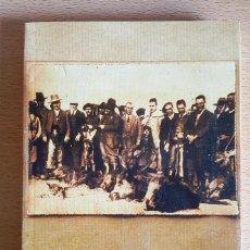 Libros de segunda mano: LAS MONTERÍAS EN SIERRA MORENA A MEDIADOS DEL SIGLO XIX. DIPUTACIÓN PROVINCIAL DE JAÉN 1990 CAZA. Lote 114673698