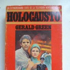 Libros de segunda mano: HOLOCAUSTO. GERALD GREEN. Lote 107006190