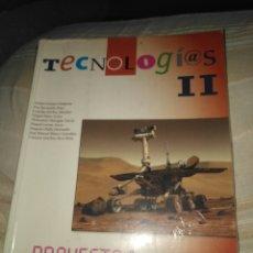 Libros de segunda mano: TECNOLOGÍAS II PROYECTO INGENIA EDITORIAL DONOSTIARRA. Lote 99184367