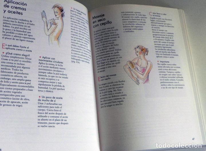 Libros de segunda mano: BELLEZA NATURAL LIBRO MARGOT HELLMISS - PELUQUERÍA VESTIDOS MAQUILLAJE GUÍA TRUCOS CUIDAR EL CUERPO - Foto 6 - 99186619