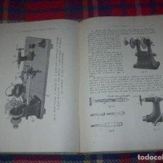 Libros de segunda mano: TRABAJOS DE TORNO EN METAL Y MADERA. PAUL JAEGER. ED. AFRODISIO AGUADO. 1942. VER FOTOS. . Lote 99192039